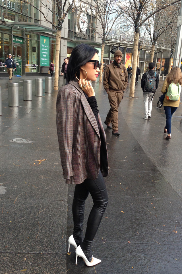 Nini Style Vintage Chanel Jacket NYC 1