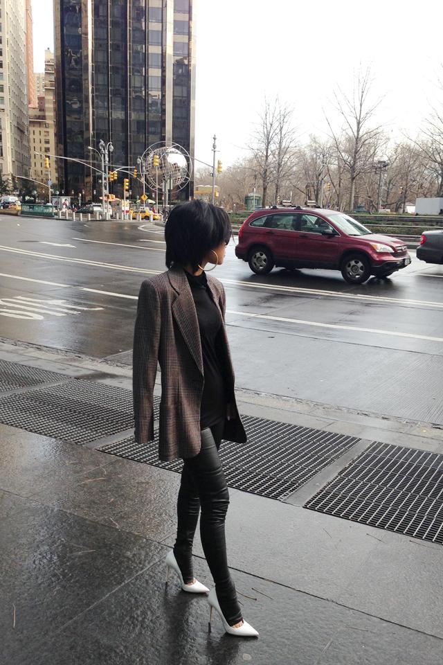 Nini Style Vintage Chanel Jacket NYC 2
