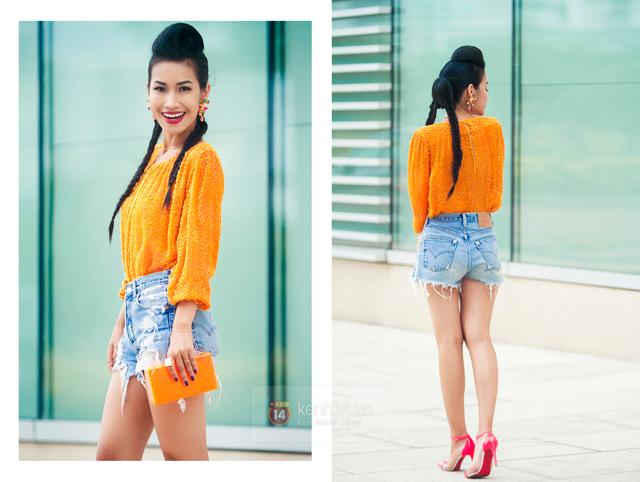 Nini Nguyen Kenh 14 2