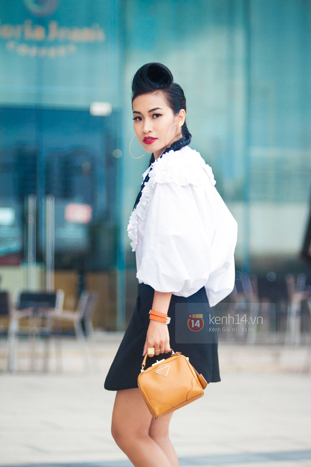 Nini Nguyen Kenh 14