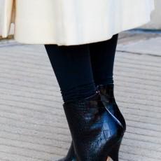 nini nguyen roc has black booties
